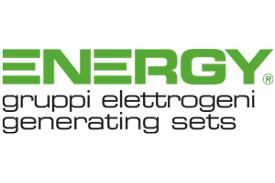 Energy gruppi elettrogeni logo azienda