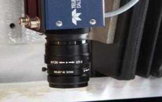 CCD camera sistema di visione di Cutlite Penta
