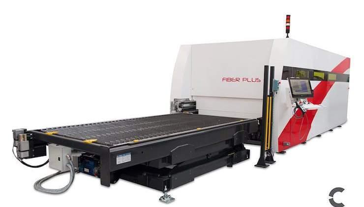 Fiber Plus laser 2d Cutlite Penta