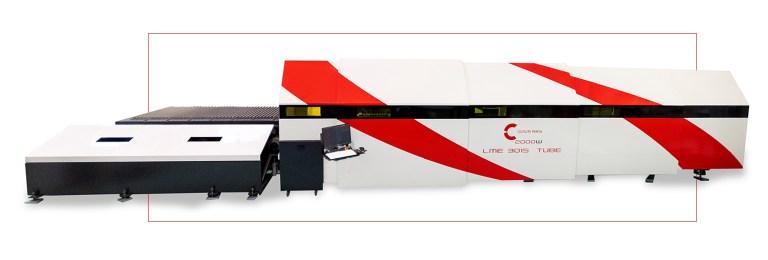 taglio laser LME TUBE in vendita da Betto Macchine srl