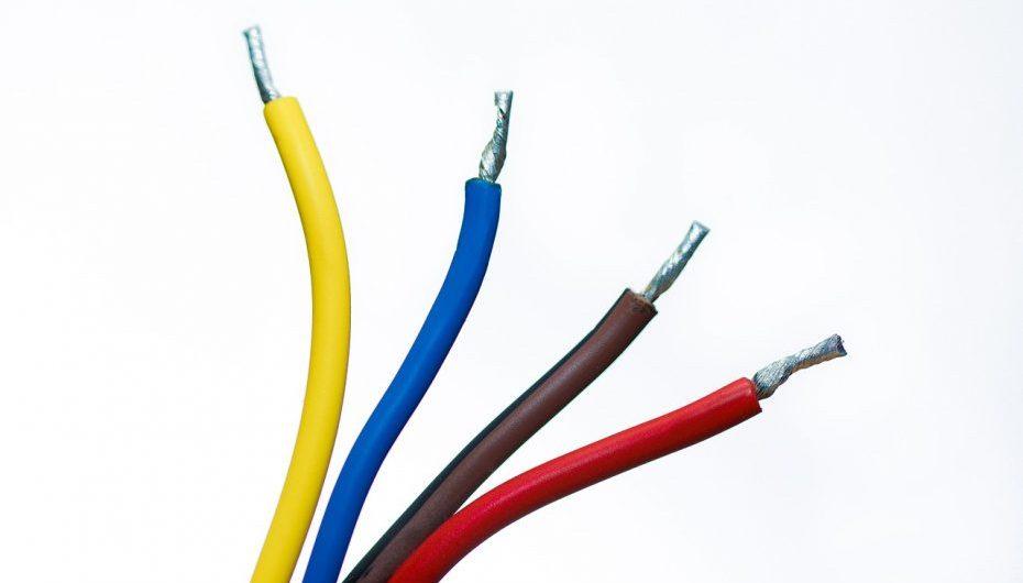 aluminum wire in the