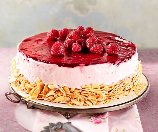 Himbeertorte  Betty Bossi