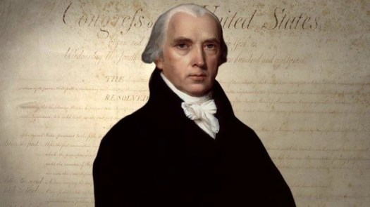 James Madison and his creation the US Constitution