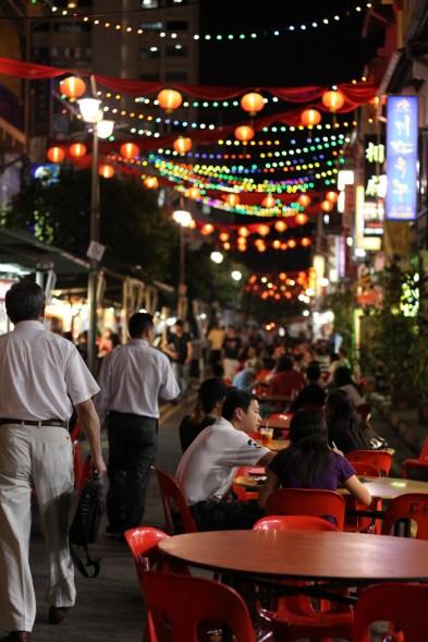 Chinatown Night Markets, Singapore