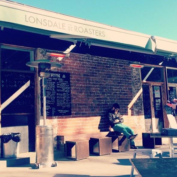 #braddon #canberra #lonsdalest