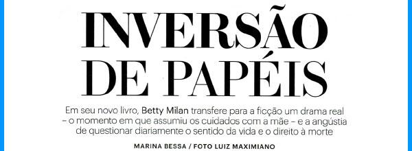 Matéria Revista Claudia