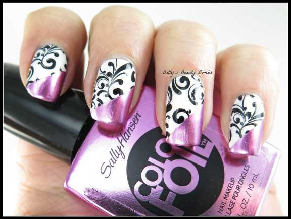 SAlly-Hansen-Color-Foils-Nail-Art