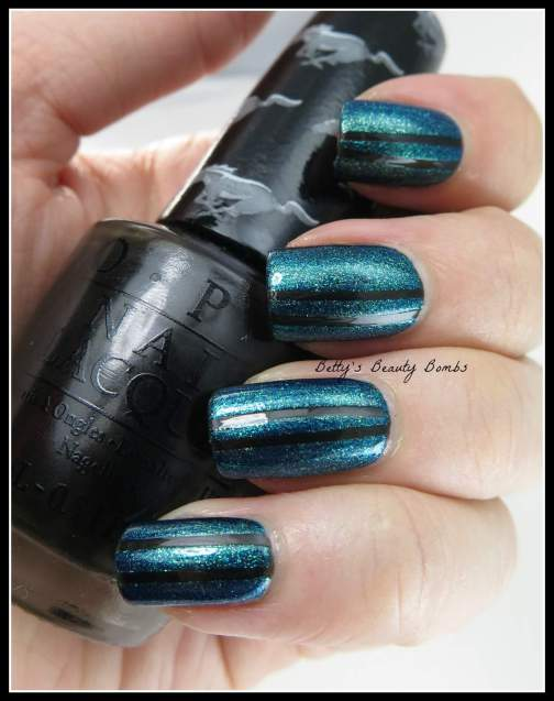 OPI Mustang Collection Racing Stripes