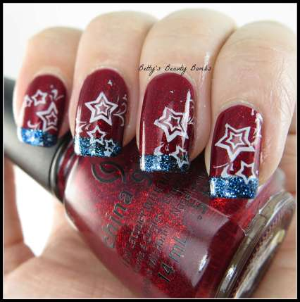 Red-White-and-Blue-Mani