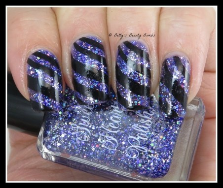 black-and-purple-nail-art