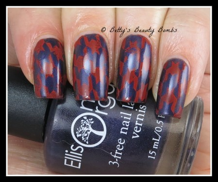 Houndstooth-nail-art