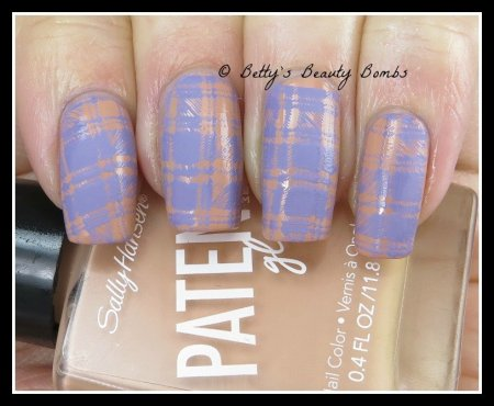 Plaid-stamping-nail-art