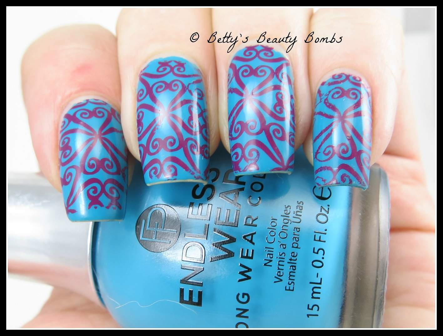 Finger Paints Endless Wear Review - Lazy Betty