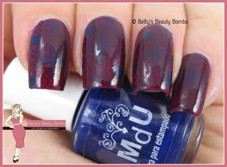blue-on-red-stamping-nail-art