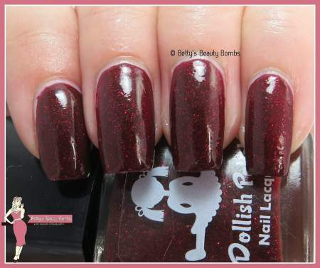 dollish-polish-you've-got-red-on-you-swatch