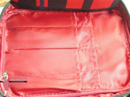 red-cosmetic-bag