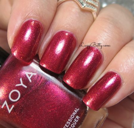 Zoya Party Girl Collection Lazy Betty