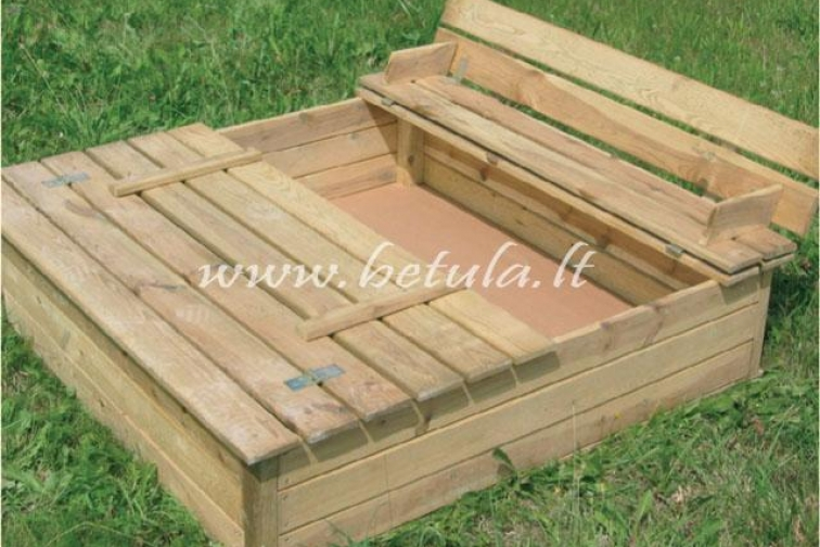this item sand box for children playing yard very confortable with the