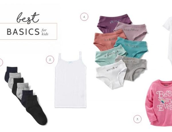 best basics for kids