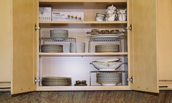 How to organize your cupboards