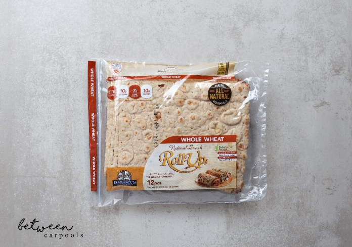 You should be buying in Costco these sandwich wraps. Actually, I am posting about it tomorrow. So many different ways to use them.