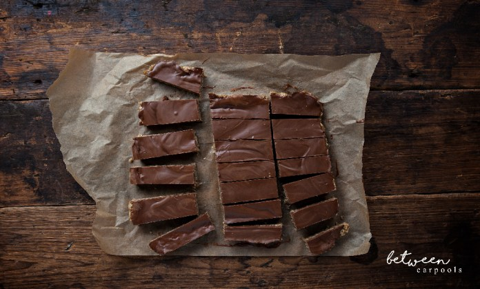 Recipe for The O'Henry Bars We'd Sneak from My Mother's Freezer