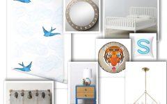Nina Dwek designs a boy's bedroom. Interior Design for cutest boys bedroom.