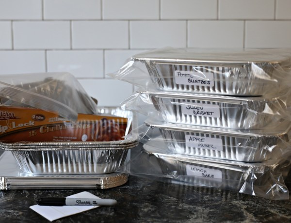This is a Great Use for Your Challah Bags. Prevent freezer burn and make sure your hard work doesn't go to waste!