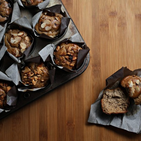 Are you rushing in the morning? Don't have time for a healthy breakfast? Quinoa Banana Muffins These are one of my most popular muffins. They are hearty and filling and packed with such healthy ingredients. Flourless Banana Nut Muffins (grain and sugar-free) These banana nut butter muffins are revolutionary. There's no flour or sugar–and there's lots of deliciousness. You have to taste them to believe it.