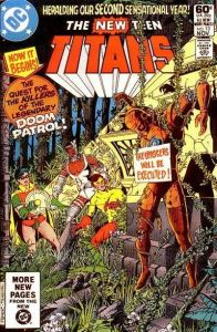 The New Teen Titans (1980–1996) - Issue #13