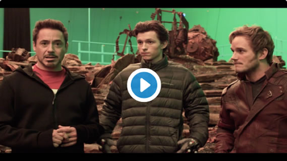 Marvel's The Avengers: Infinity War begins Production - Feb 2017