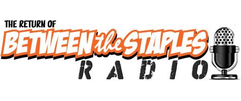 Between the Staples L I V E RADIO Show - Test Run - Jan 31st, 2017