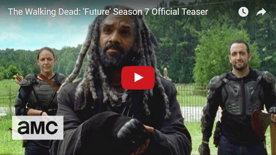 The Walking Dead season 7 future trailer feb2017