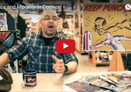 The Hartley Show - Politics and Morality in Comics - March 8, 2017