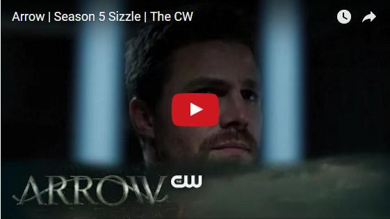 Arrow Season 5 Sizzle trailer