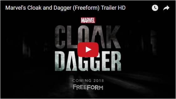 Marvel's Cloak and Dagger Trailer