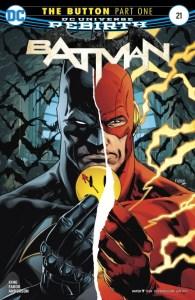 Secret Empire #0 & The Watchmen Button in Batman #21