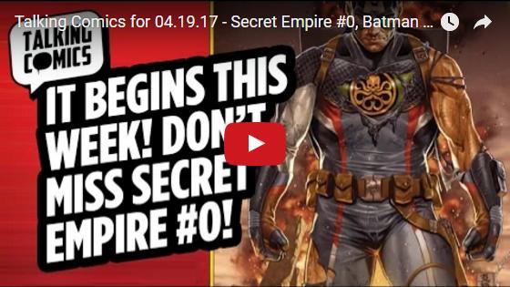 Talking Comics for April 19, 2017
