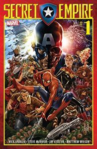 Marvel's SECRET EMPIRE Issue #1