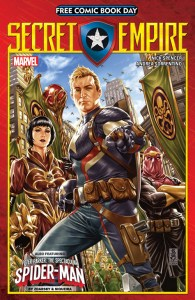 Marvel's SECRET EMPIRE Free Comic Book Day Issue