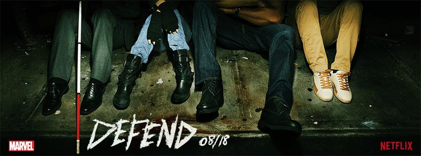 The Defenders trailer - Marvel - Netlfix coming August 2017