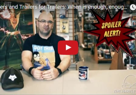 The Hartley Show: Spoilers and Trailers for Trailers