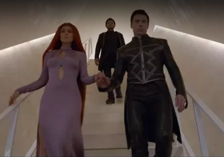 Marvel's Inhumans - Official Trailer
