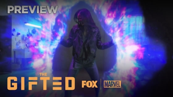 The Gifted - Fox X-Men TV Show - May 2017