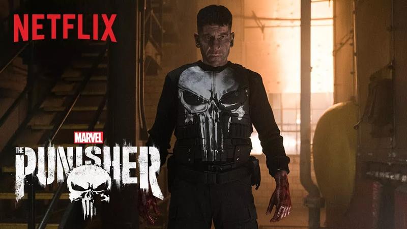 Marvel's The Punisher Official Trailer