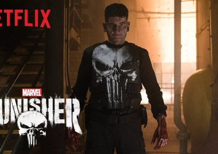Marvel's The Punisher Official Trailer