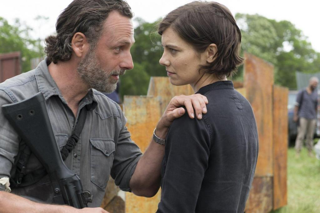 "The Walking Dead S801 Season 8 Premiere - ""Mercy"" – Our Review"