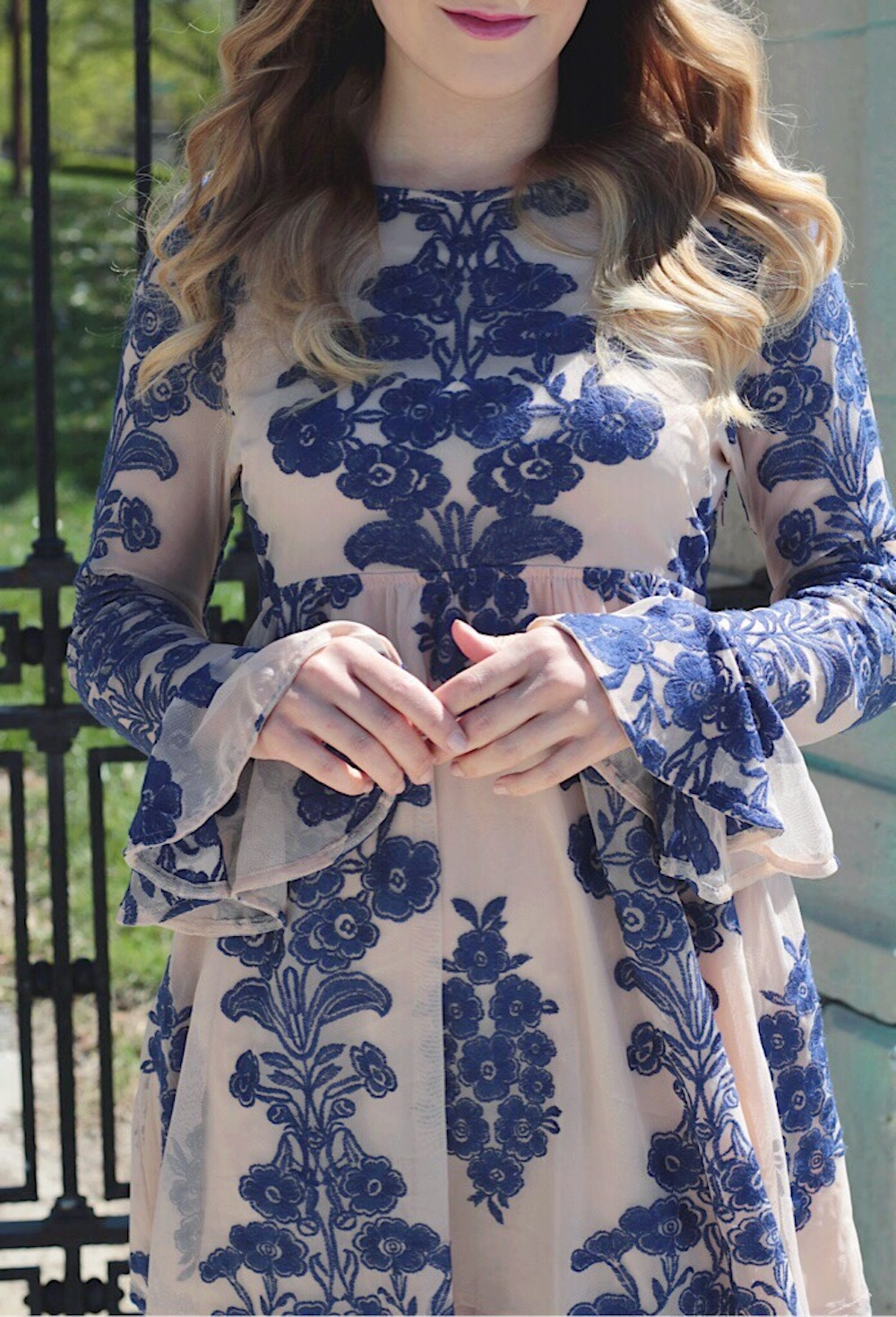 for love and lemons dress spring style