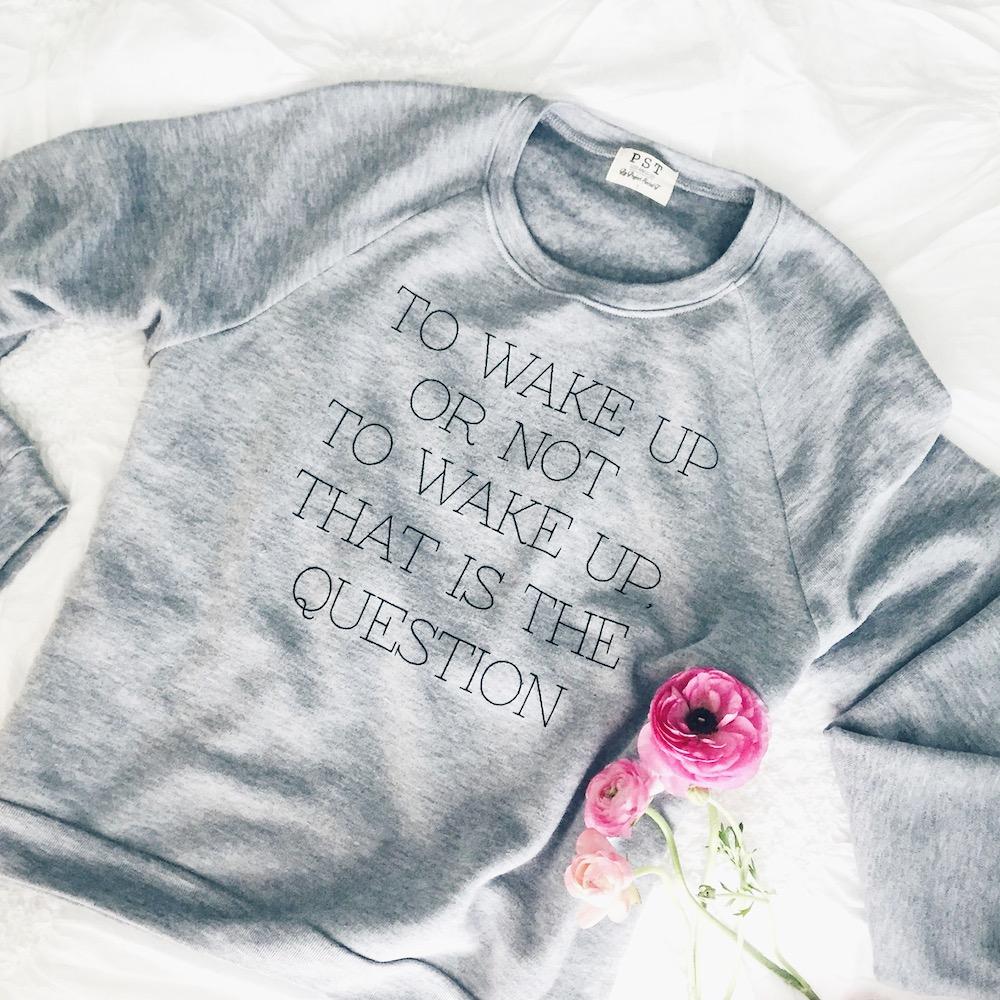 Project Social T Sweatshirt