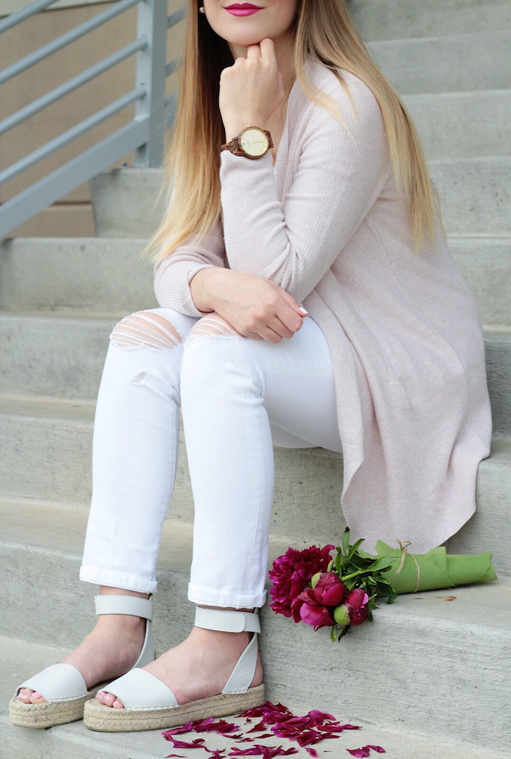 style blogger jord wood watches